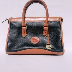 Vintage Dooney & Bourke Satchel